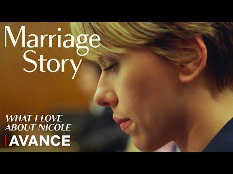 Historia de un matrimonio | Avance (Lo que me encanta de Nicole) | Netflix