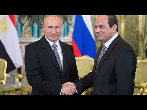 Президенты России и Египта обсудили возобновление авиасообщения новости 30.12.2016
