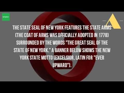 What Does The New York State Seal Mean