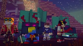 ♪ MUSICA MINECRAFT SAPHIRA   ANIMATION  Feat TAUZ