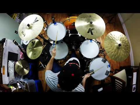 King Of My Heart - Bethel Music (Drum Cover) By Sergio Torrens