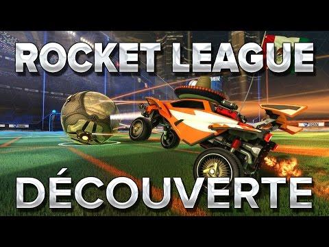 Rocket League #1 : Découverte et tuto