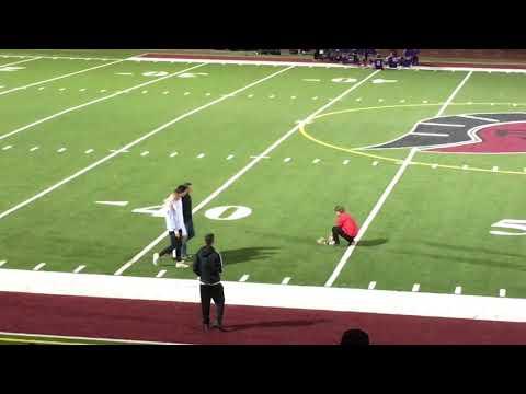 Paradise Valley High School Boys Soccer: Senior Night 2018