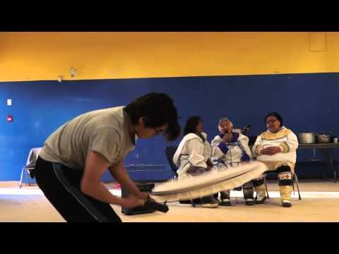 Repulse Bay: Inuit Drum Dancing