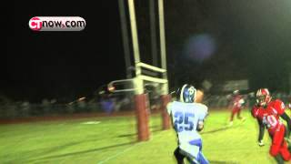 Awesome Last Second TD game winner for Southington thumbnail