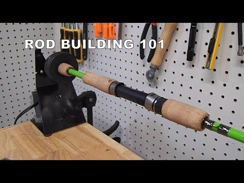 How to Build Your Own Fishing Rod