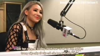 gzbteamvietsub 170915 cl talks to christian for an introductory radio interview
