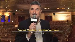 Palmarès du Droit 2021   Verdun Verniole   Conformité