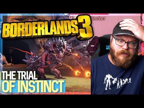 The Trial of Instinct (Trial 4) | Moze Grenade Build [MM3]  | Borderlands 3 [4K]