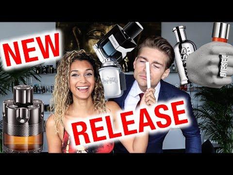 2018 Best New Mens Fragrances
