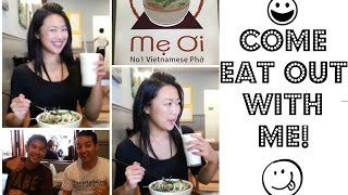 Eat With Me | Fresh Spring Rolls Recipe |  Healthy Snack Idea | Vietnamese Food | Me Oi