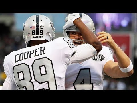 Kansas City Chiefs vs. Oakland Raiders Full Week 7 Game Highlights | NFL