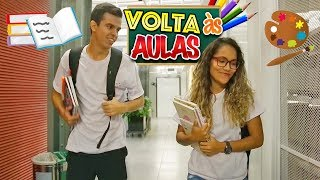 VOLTA AS AULAS! - CLIPE OFICIAL - KIDS FUN