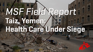 In Yemen, Seeking Medical Care Means Risking One's Life