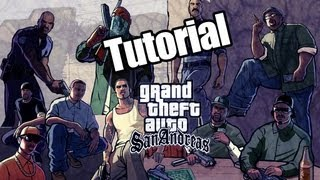 GTA san andreas : How to add a 100% complete save game {Non Steam version}
