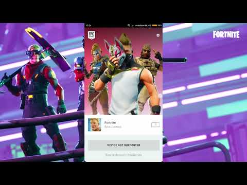 How to INSTALL Fortnite Mobile on ANY Android Phone/Tablet! [2018]