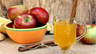How to Make Hot Apple Cider