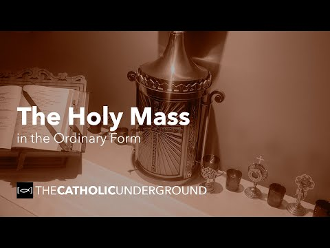 Holy Mass for March 26, 2020 - Thursday of the 4th Week of Lent