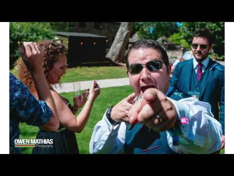 Alex and James Brinsop Court Wedding Photography Slideshow