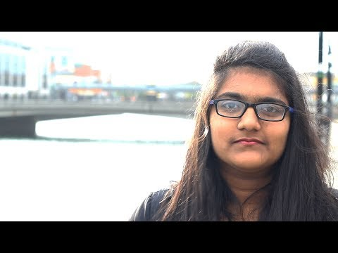 How I found a job in Dublin, Ireland - Reshma from India