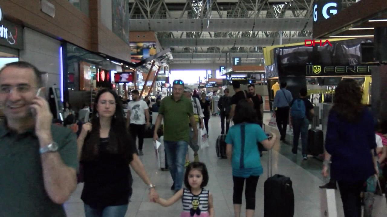 259a7afdf3225 Sabiha Gökçen Havalimanı büyük taşınmaya hazır - YouTube