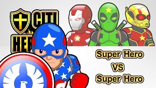 "Citi Heroes EP69 ""Super Hero VS Super Hero"""