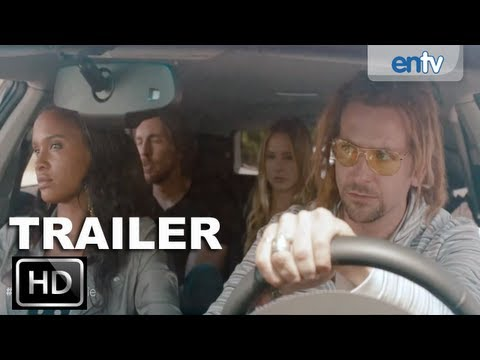 Hit And Run Official Trailer [HD]: Dax Shepard, Kristen Bell & Bradley Cooper In Witness Protection