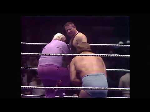 Bruno Sammartino vs. Waldo Von Erich 19750616