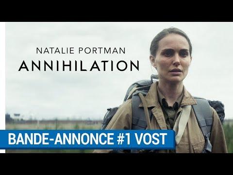 ANNIHILATION : streaming VOST [Au cinéma le 7 mars 2018]