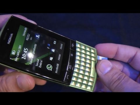 Nokia Asha 303 anteprima dal Nokia World 2011 Full HD by HDblog