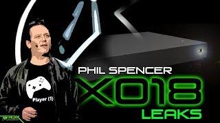 XO18 News! BIG Xbox Games Update! PS5 Leak, BIG Xbox One X News, Xbox 2!  PubG PS4, Inside Xbox!