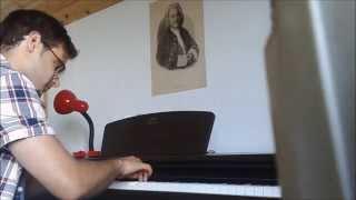 J. S. Bach: Partita No. 3 (BWV 827) III. Courante
