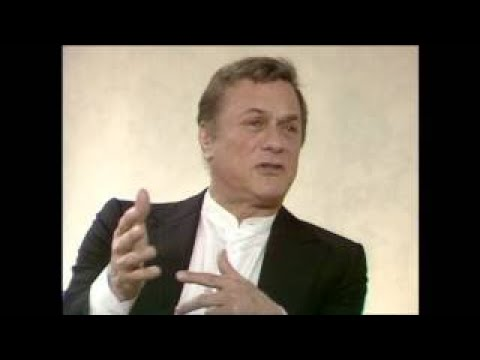 Tony Curtis on TV-am in 1985