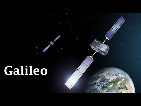 Galileo - The Global Navigation Satellite System