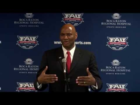 Florida Atlantic Names Michael Curry as Men