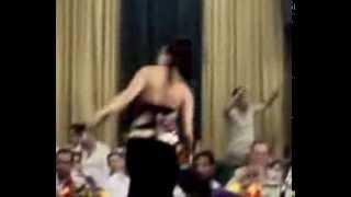 سارية السواس رقص خاص في ملهى   YouTube