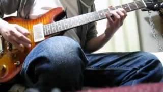 こんにちは。 初めて動画をupしました! ギターを始めたばかりでまだま...