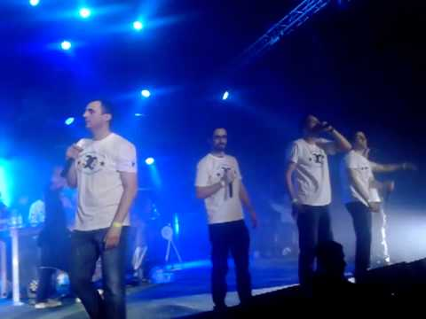 Beogradski Sindikat - Nema Povlacenja, Nema Predaje LIVE 2013 SPENS