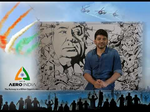 Film Director Pawan Kumar on Aero India 2019 | English Version | DD Chandana