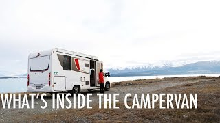 What's Inside The Campervan