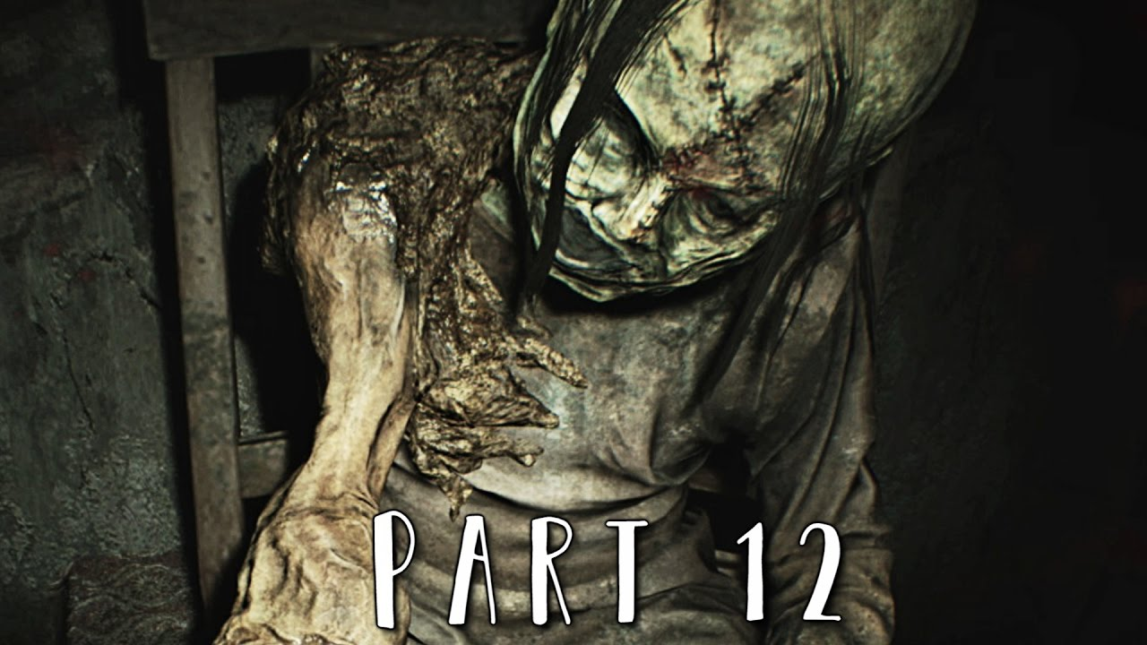 Resident Evil 7 Walkthrough Gameplay Part 12 D Series Arm Re7
