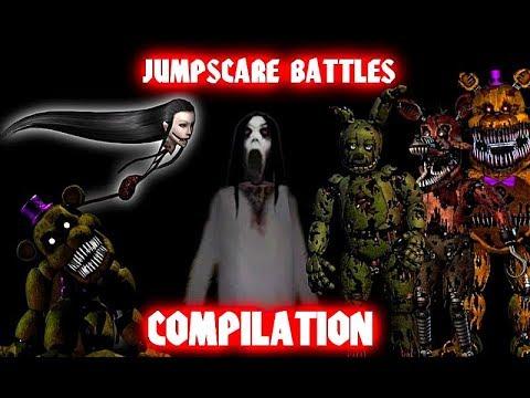 11 Jumpscare Battles - COMPILATION - Best Videos