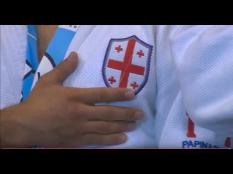 Georgian Olympic Team 2016 | JudoHeroes