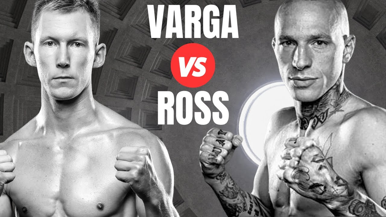 Download Kevin Ross vs Gabriel Varga