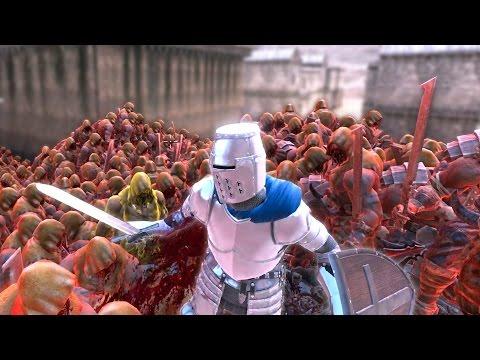 UEBS - Super Dave! - Strongest Unit Ever! - Ultimate Epic Battle Simulator Gameplay