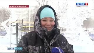 «Зимний вернисаж-2019» - кусочек Японии в Перми