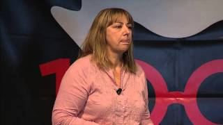 Black Holes & New Revelations: The Music of the Universe | Ruth Gregory | TEDxCLESalon