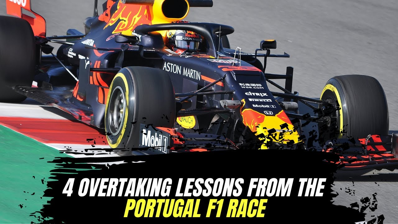 #TRDCSHOW S5 E7 - 4 Overtaking Lessons from the Portuguese F1 Race