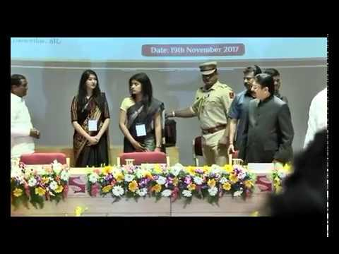 Shri CH Vidyasagar Rao - Inauguration of Residential Complex at SIU, Hyderabad