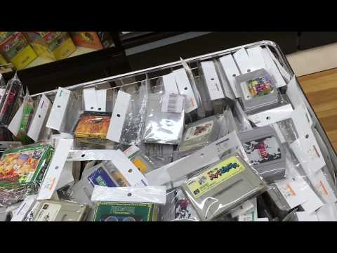Hands on Hard Off Raw: Beppu Super Famicom and N64 Deep Dive